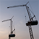 Construction Cranes - VideoHive Item for Sale