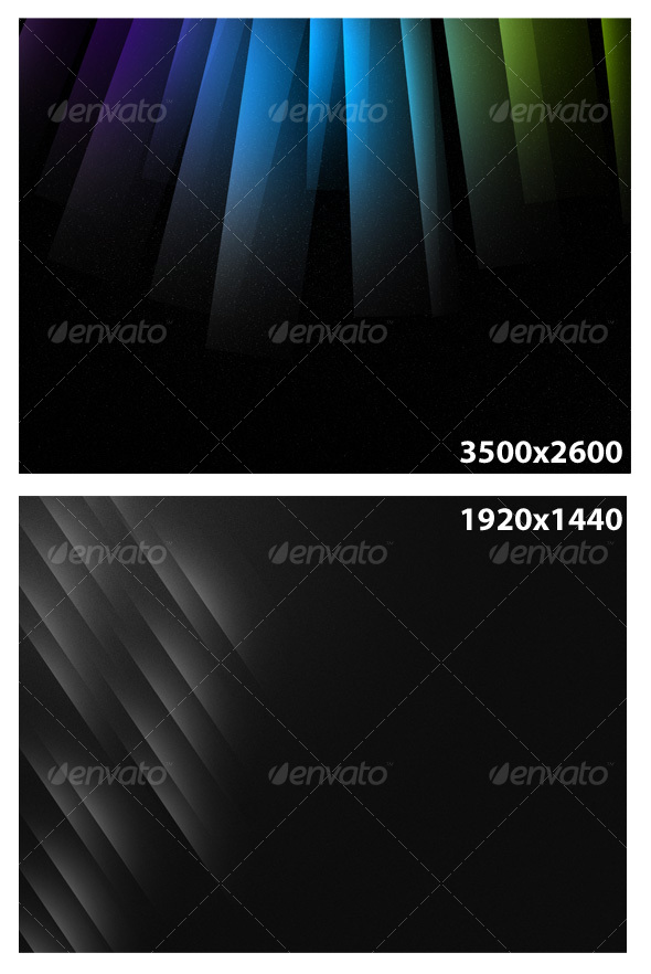 Retro Background Pack - Backgrounds Graphics
