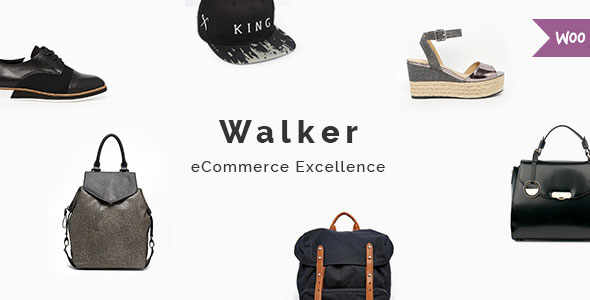 Walker - A Trendy WooCommerce Theme
