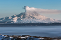 Eruption Active Volcano of Kamchatka - PhotoDune Item for Sale