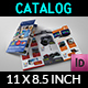 Electronics Products Catalog Tri-Fold Brochure Template