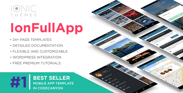 Download Source code              IonFullApp | Full Ionic Template + Cordova Plugins nulled version
