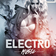 Electro Party | Flyer Psd Template - GraphicRiver Item for Sale