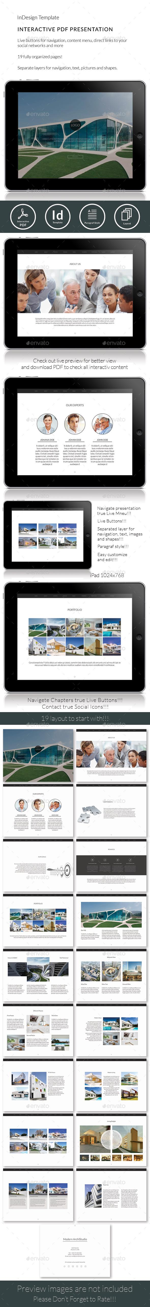 iPad Interactive PDF Prezentation No2 - ePublishing