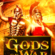Gods of War Flyer Template - GraphicRiver Item for Sale