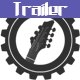 Hybrid Industrial Trailer