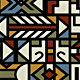 African Design; Zulu Ndebele Wall Painting - GraphicRiver Item for Sale