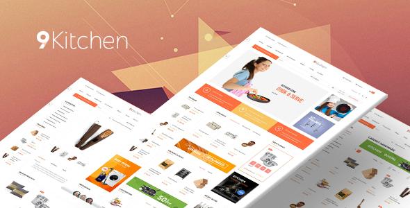 Lexus Kitchen - Responsive Opencart Theme - Shopping OpenCart