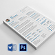 The Clean Resume - GraphicRiver Item for Sale