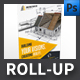 Construction Company Roll-up Template - GraphicRiver Item for Sale