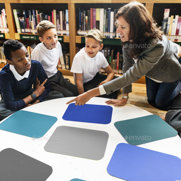 Study Studying Learn Learning Classroom Concept - Stock Photo - Images