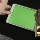 Businessman Using Digital Tablet With Green Screen - VideoHive Item for Sale