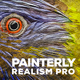Painterly Realism Pro Action - GraphicRiver Item for Sale