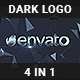 Dark Logo Reveal - VideoHive Item for Sale