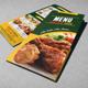 Tri-fold Restaurant Menu Vol 2 - GraphicRiver Item for Sale