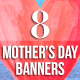 Mothers Day Banner - GraphicRiver Item for Sale