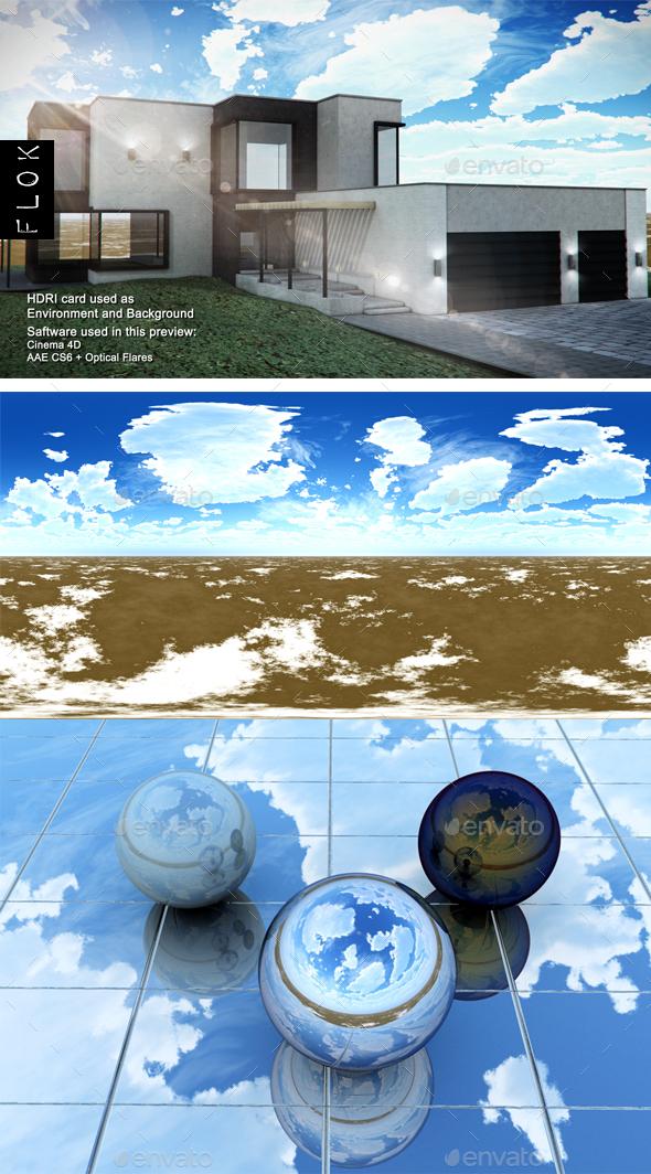 Daylight Desrt 30 - 3DOcean Item for Sale