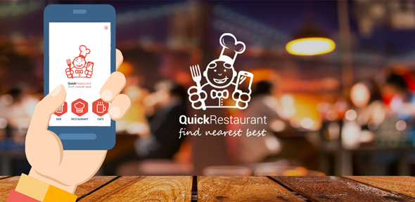 Android Nearest Restaurant Finder App nulled free download