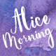 Alice Morning - GraphicRiver Item for Sale