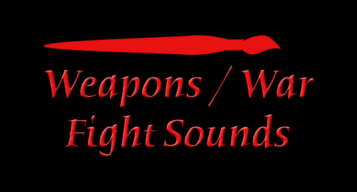 Weapons War Fight Sounds