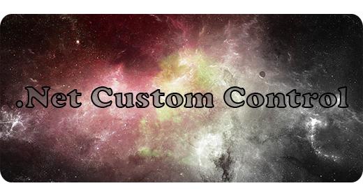 Net Custom control