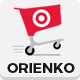 ORIENKO - Ecommerce PSD Template Nulled