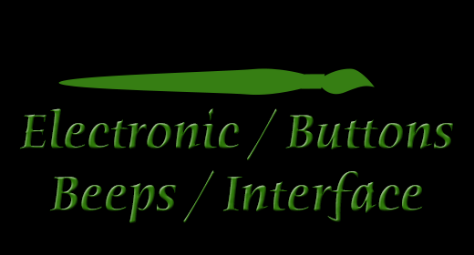Buttons Beeps Interface