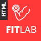 FitLab | Sports, Health, Gym & Fitness HTML Template - ThemeForest Item for Sale