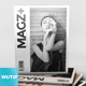 Realistic Magazine Mockups - GraphicRiver Item for Sale