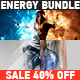 Energy Bundle Photoshop Actions CS3+ - GraphicRiver Item for Sale