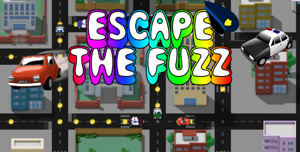 ESCAPE THE FUZZ - CodeCanyon Item for Sale