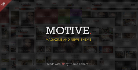 Motive Magazine - News Magazine