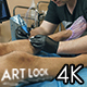 Getting Tattooed - VideoHive Item for Sale