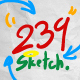 239 Sketch Elements Pack - VideoHive Item for Sale