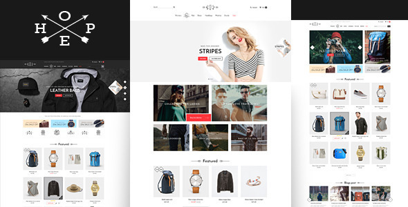 Image of Hope- Responsive Shopify Theme