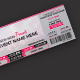 Ticket - GraphicRiver Item for Sale