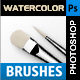 Watercolor Brushes - GraphicRiver Item for Sale