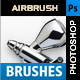 Airbrush Brushes - GraphicRiver Item for Sale