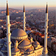 Flying Over the Mosque -4- - VideoHive Item for Sale