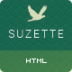 Suzette - An Elegant Blogging Theme - Just another HTML Template Nulled