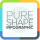 Pure Shape Infographic. Set 2 - GraphicRiver Item for Sale