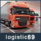 Logistic69 - Logistics & Transportation WP Theme Nulled