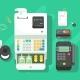 Cash Machne And Digital Terminal For Cards - GraphicRiver Item for Sale