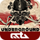 Underground Festival - Flyer - GraphicRiver Item for Sale