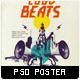 Alternative Rock Poster Template - GraphicRiver Item for Sale