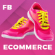 Facebook Ecommerce Ads Post Banner - GraphicRiver Item for Sale