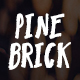 Pinebrick Typeface - GraphicRiver Item for Sale