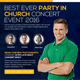 Share the Faith Church Flyer - GraphicRiver Item for Sale