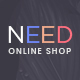 Need Fashion Shopify Theme Nulled
