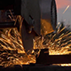 Cutting Metal - VideoHive Item for Sale